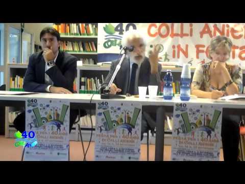 40 di Colli Aniene: Sussidiarietà-Antonio Viccaro (2° intervento)