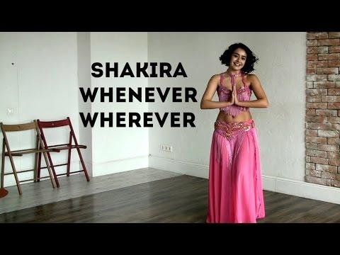 [JG NATION] SHAKIRA – Whenever Wherever