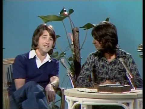 The Hollies - Interview excerpt with Tony Hicks&Terry Sylvester