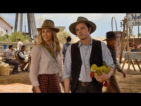 A Million Ways To Die In The West - Restricted Trailer