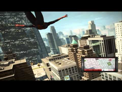 The Amazing Spider-Man Gameplay Pc (HD5850)