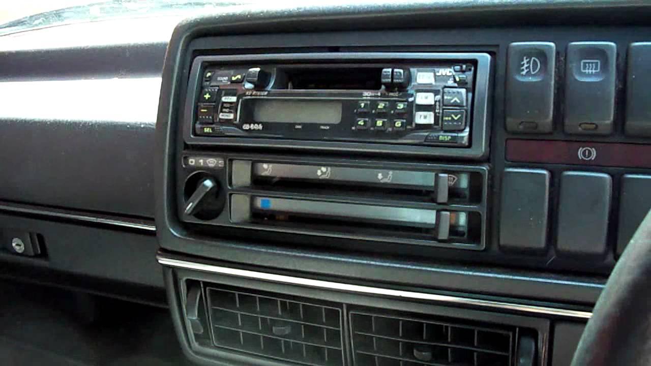 1990 VW Golf Diesel - YouTube