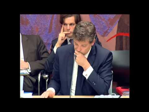 Audition d'Arnaud Montebourg et du PDG d'Alstom à l'Assemblée nationale
