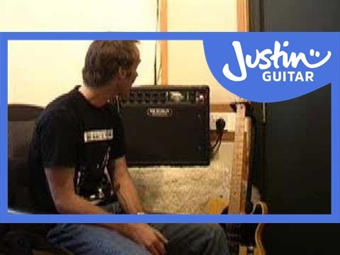 GG-010 • Guitar Amp Basics (part 1) Video