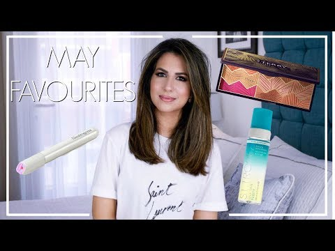 MAY FAVOURITES | Beauty, Fashion & Lifestyle Monthly Favourites | JASMINA PURI