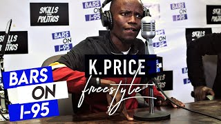 K Price Bars On I-95 Freestyle
