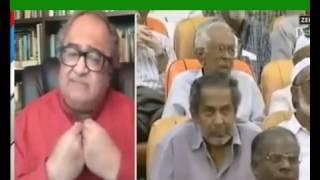 tarek fatah views on Absconding mulla Zakir Naik