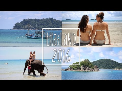T H A I L A N D  2016   Bangkok & Koh Chang