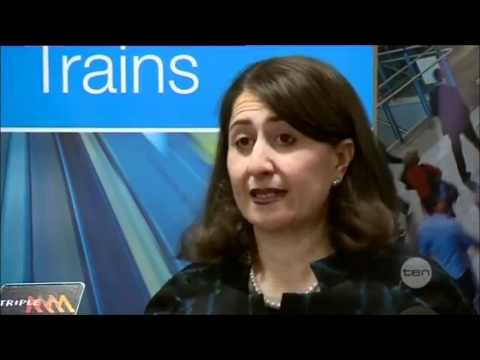 [Ten News Sydney] RailCorp Job Cuts - 15/5/2012