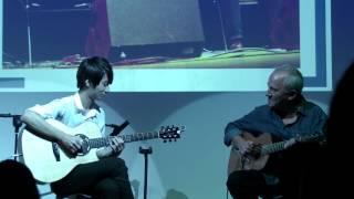 (Sungha Jung) Farewell - Michel Haumont & Sungha Jung