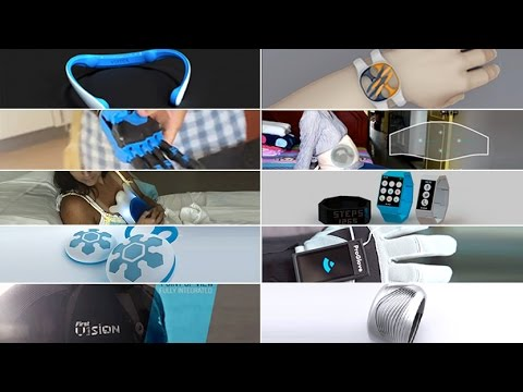The Road To The Finale | Intel's Make It Wearable Challenge