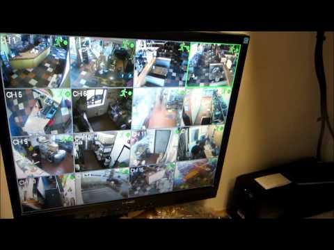Security Cameras Installation Restaurant CCTV Surveillance Install GTA Scarborough Richmondhill