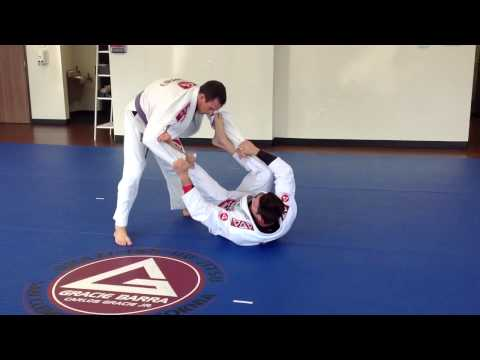 GB Jiu-Jitsu San Clemente Spider-Guard Switch to Omoplata Image 1