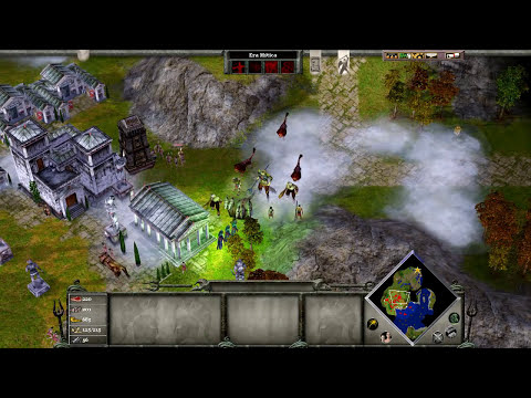 Age Of Mythology: O Sonho de Arkantos #15