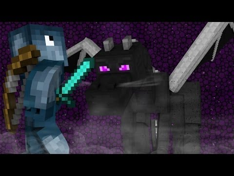 Minecraft Xbox Sky Grid The End 21