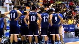 Basquetbol UAS vs UAQ Varonil Universiada Nacional 2013