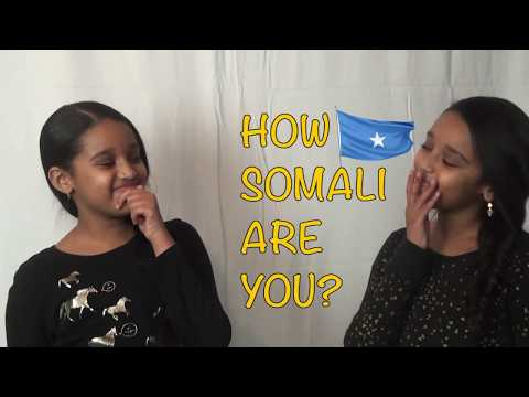 HOW SOMALI ARE YOU? (Twins Edition) thumbnail
