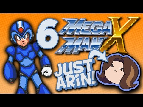 MegaMan X: Dreamy Obama - PART 6 - Game Grump