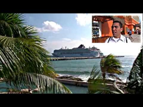 Costa Maya, Mexico - Cruise Ship Port - YouTube HD
