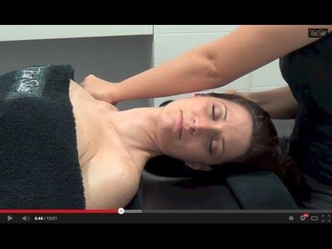 Masaje Hindú de cabeza, Indian head massage