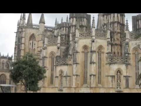The Batalha Monastery - Portugal - UNESCO World Heritage Site