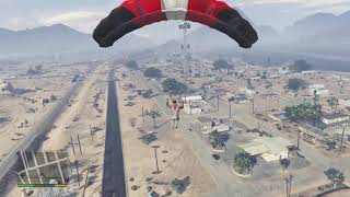 GTA V looking for that helicopter to finish last of DEVIN sidequests
