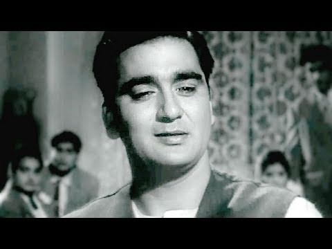 Aansoo Samajh Ke - Sunil Dutt, Talat Mehmood, Chhaya Song video