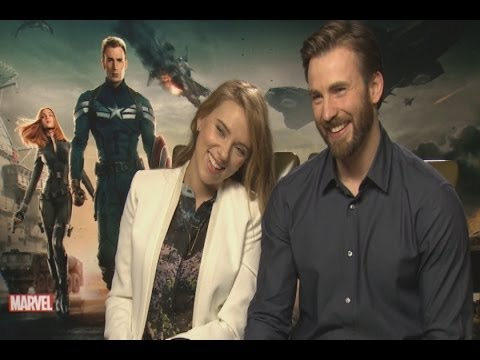 Captain America interview: Scarlett Johansson wants to keep