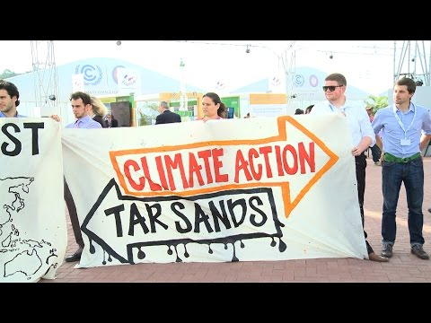 Silencing Dissent: U.N. Bars Climate Protesters from Putting