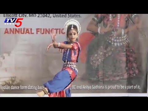 Nritya Sadhana Dance School 2nd Anniversary Celebrations in Maryland, USA | TV5 News