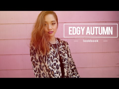 Edgy Fall Outfits