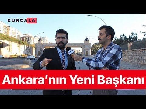 Ankara'nın Yeni Belediye Başkanı Açıklandı!