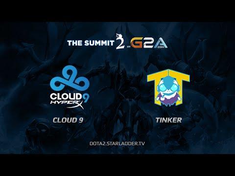Cloud9 vs TT, The Summit 2 EU, Day 14, Game 6