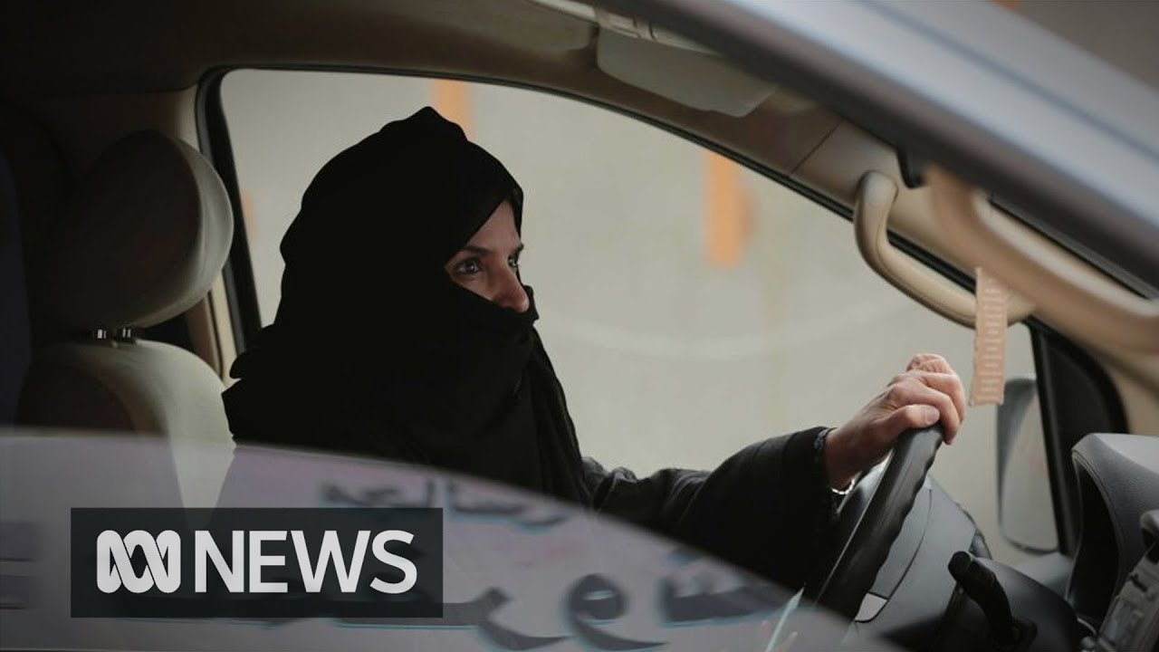 Saudi women can now drive - but activists jailed