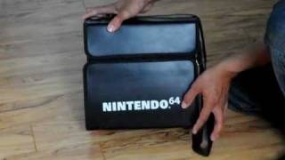 Rare Nintendo 64 rental unit.
