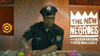 "Open Mike Eagle & MF Doom - ""Police Myself"" (Music Video)"
