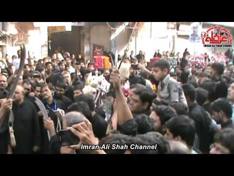 9 Muharam Talwar Ka Matam 1437 Hijri 2015 at Karishanagar Lahore (Biltistania)