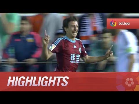 Highlights Valencia CF (0-1) Real Sociedad