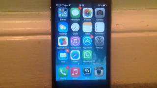 iOS 7.1 Beta 4 On The iPhone 4