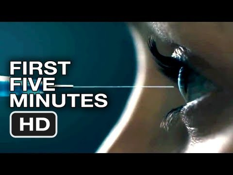 Lock-Out - Five Minutes of Action - Guy Pearce, Sci-FI Movie (2012) HD