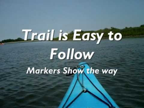 Paddle to Marker Video