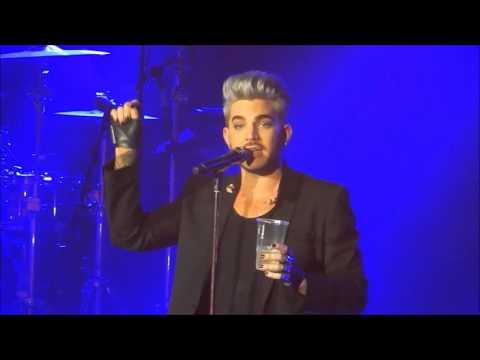 Adam Lambert - 'Serious Moment'   Copenhagen 25-04-2016
