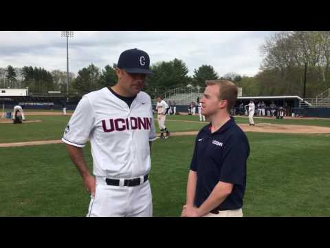 UConn Baseball Head Coach Jim Penders Postgame UMass, May 10, 2016
