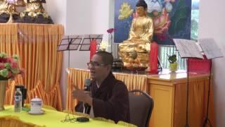 Buổi Chia Sẻ Phật Pháp tại Thôn Di Đà Bắc Mỹ - Hoa Kỳ 2017