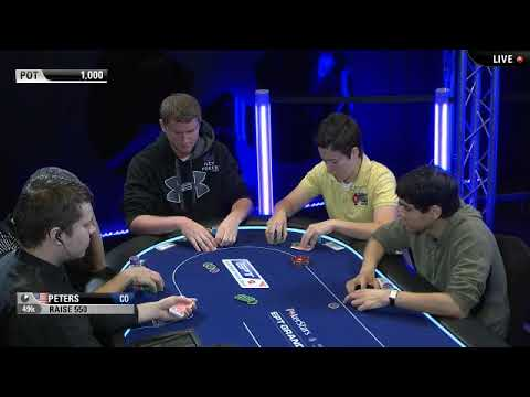 EPT9 - Monte Carlo. Main Event, Day 4. (RUS)