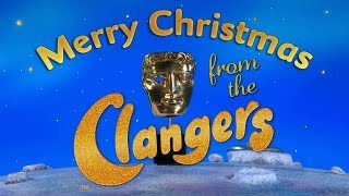 Clangers wish you a Merry Christmas