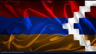 National Anthem Of The Republic Of Artsakh NKR - Vocal