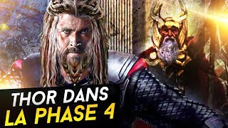THOR 4 ET L'HÉRITAGE D'ODIN (LOVE AND THUNDER)
