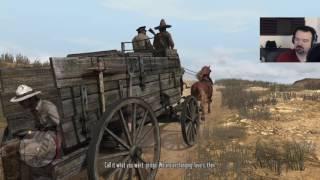 Red Dead Redemption: The Redux playthrough pt69 - Gatling Gun Slaughter
