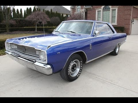 1967 Dodge Dart GT Classic Muscle Car for Sale in MI Vanguard Motor Sales